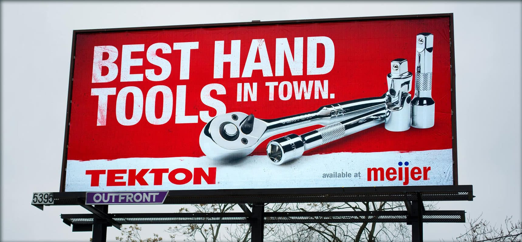 Meijer - Best Hand Tools Billboard