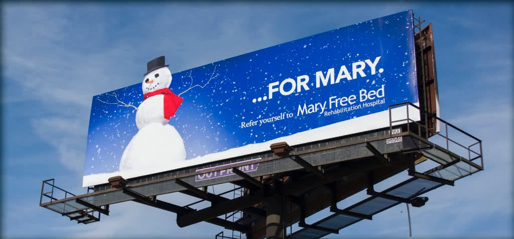 ...For Mary Billboard