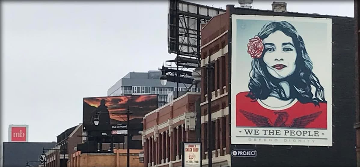 We The People Billboard